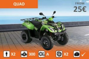 astypalaia atv rental