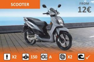 astypalaia scooter rental