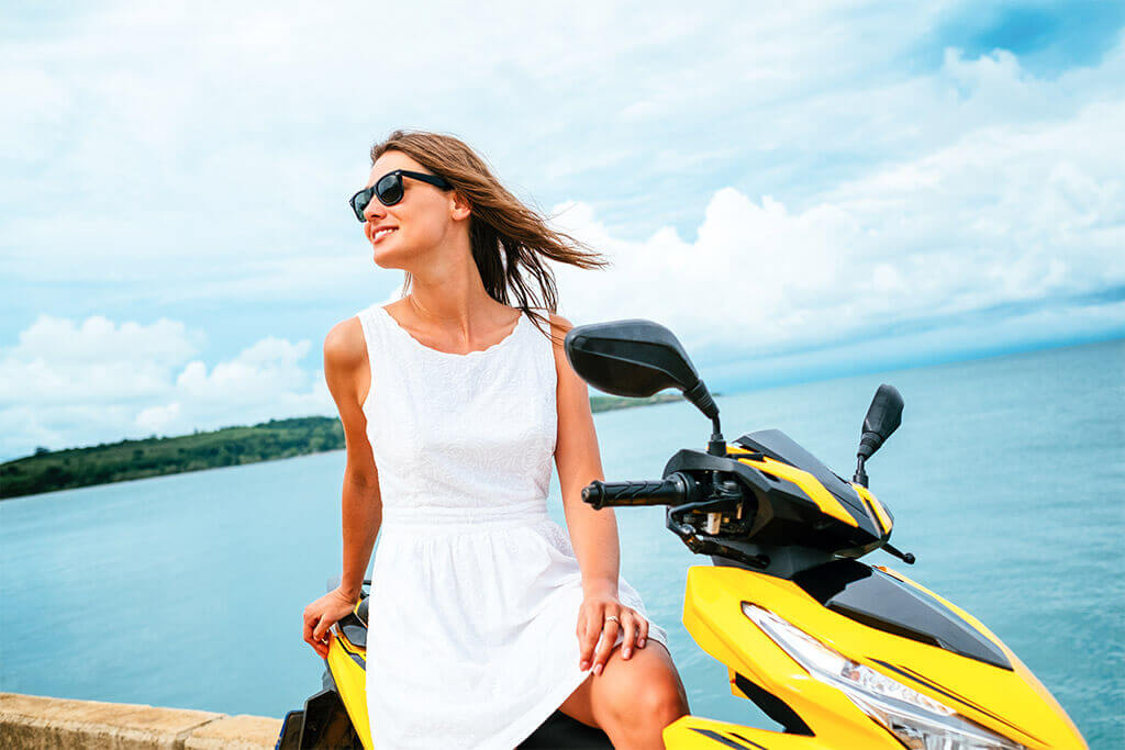 Ενοικίαση Scooter, Moto ή ATV στην Αστυπάλαια απο τον Βεργούλη rent a scooter